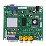 Andoer Genuine GBS8200 1 Channel Relay Module Board CGA/EGA/YUV/RGB to VGA Arcade Game Video Converter for CRT Monitor LCD Monitor PDP Monitor