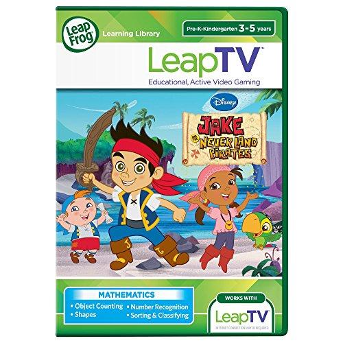 LeapFrog LeapTV Disney Jake and The…