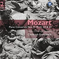 Piano Concertos Nos 9 19 21 23 & 27 (Bril)