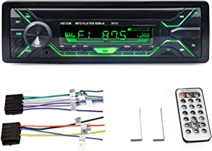 $41 » Ueohitsct 12V Universal Car MP3 Bluetooth Player Low Distortion Car Audio Player (Colorful Version 3010)