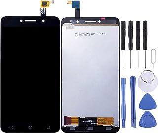 مجموعة كاملة من شاشة LCD ومحول رقمي من Lingland لهاتف Alcatel One Touch Pixi 4 6 3G / 8050 (الإصدار: FPC6013-3) (أسود) .ال...