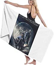HSG7SIHSX Dishonored - The Corroded Man Soft Skin-Friendly Bath Towel for Everybody White One Size