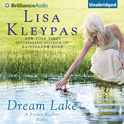Dream Lake audiobook cover art