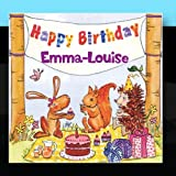 Happy Birthday Emma Louise