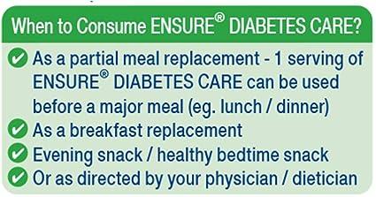 Abbott Ensure Diabetes Care Vanilla Delight Flavor - 400 gm (Previously known as Glucerna SR)