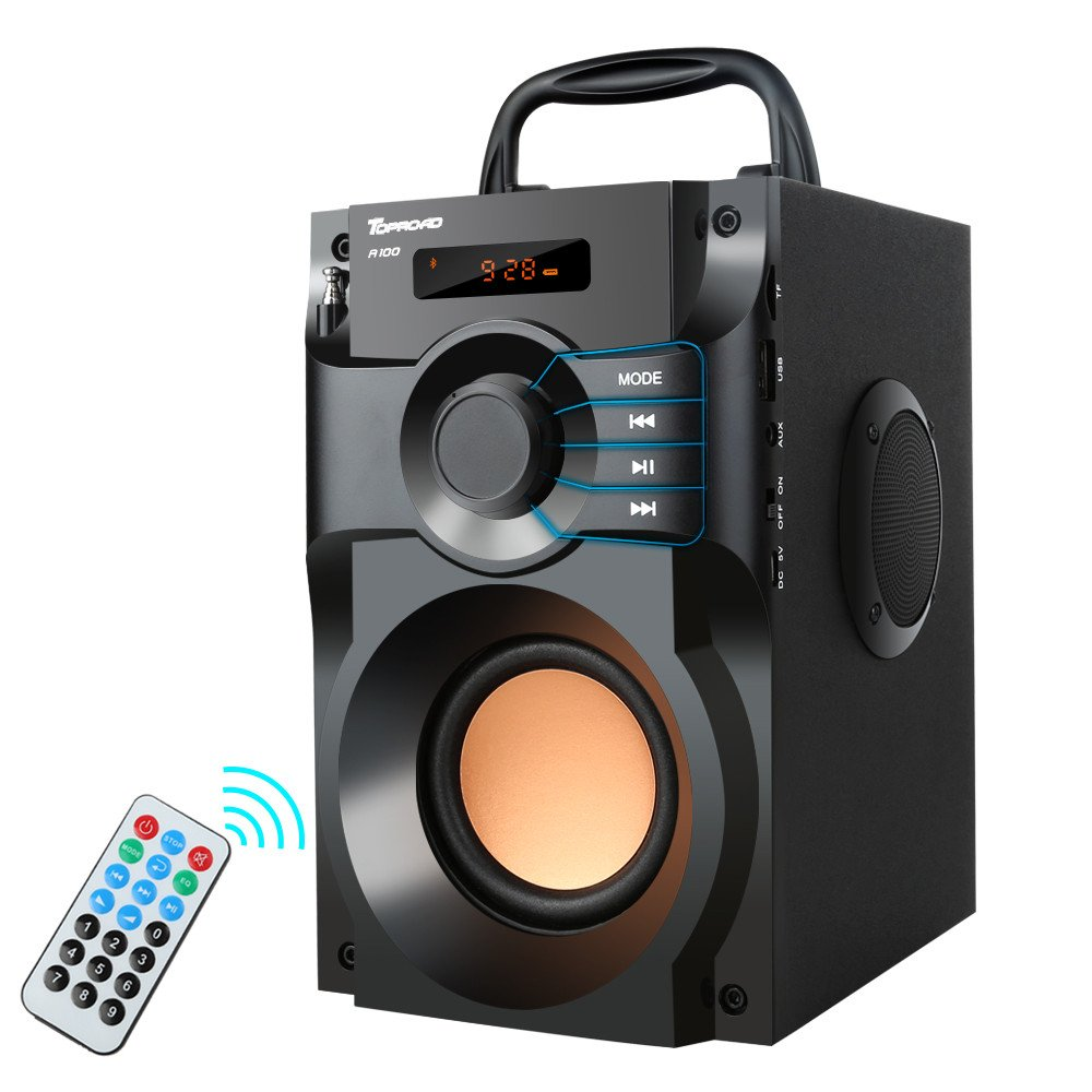 Portable Bluetooth Subwoofer Wireless Speakers