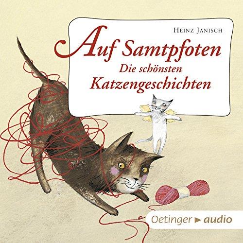 Auf Samtpfoten: Die schönsten Katzengeschichten Titelbild