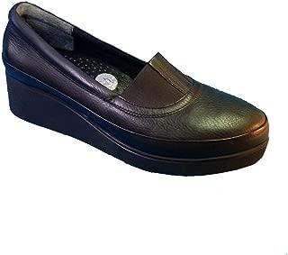 Üçel 134 Hakiki Deri Makosen Kadın Ayakkabı