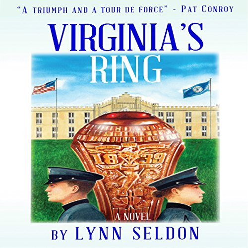 Virginia's Ring audiobook cover art