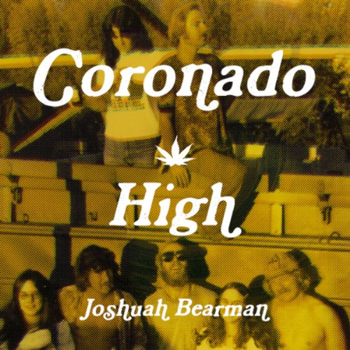 Coronado High audiobook cover art