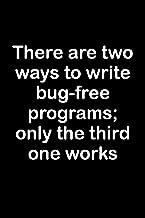 Best bug free programming Reviews