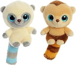 "Aurora YooHoo & Friends Plush Bundle - 8"" Yoohoo & 8"" Roodee"