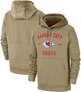 chiefs salute to service hoodie