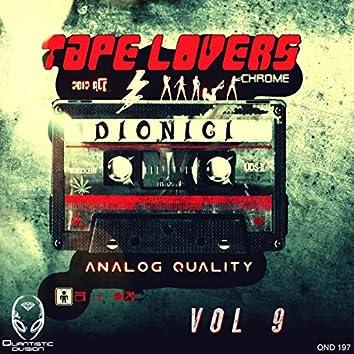 Tape Lovers, Vol. 9