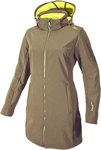CMP femme Softshell Coat Cactus Apple