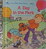 A Day in the Park (First Little Golden Books)