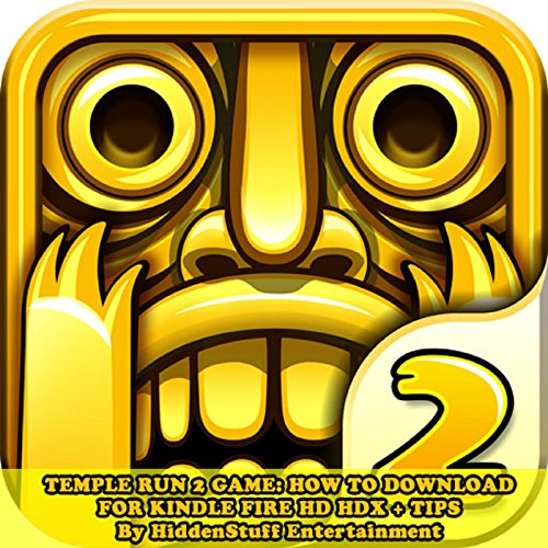 Temple Run 2 Game audiobook cover art