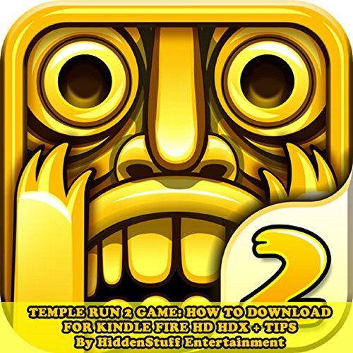 Temple Run 2 Game audiobook cover art