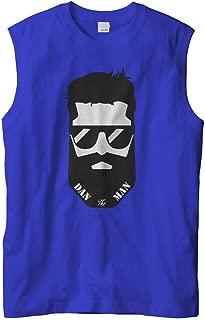 Cybertela Men's Dan The Man Sleeveless T-Shirt