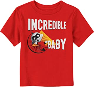 The Incredibles 2 Toddler's Jack-Jack Incredible Baby T-Shirt