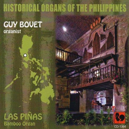 Historische Orgeln der Philippinen: Bambusorgel