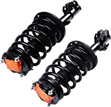 cciyu Complete Struts Shock Absorbers Fits for 2005-2010 Toyota Sienna 172364 172363 Quick Struts Assembly Front Pair Struts