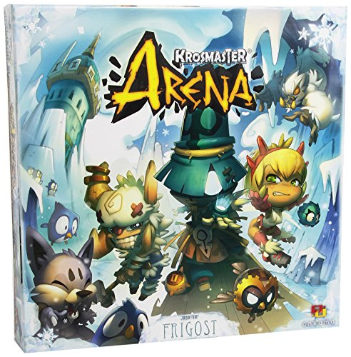 Ghenos Games - Krosmaster Arena Frigost [Espansione per Krosmaster Arena]