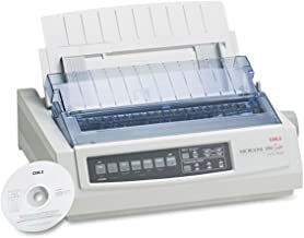 Oki 62411901 MICROLINE 390 Turbo Dot Matrix Printer photo