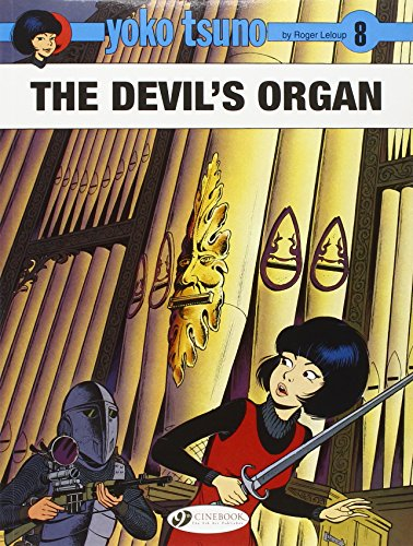 Yoko Tsuno - tome 8 The Devil's Organ (08)