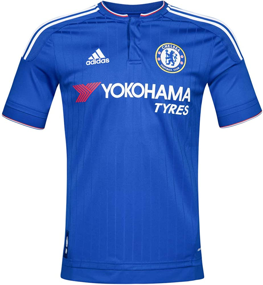 adidas Chelsea FC Home Youth Soccer Jersey- 2015/16