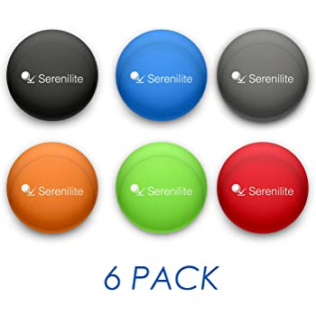 Serenilite Hand Therapy Stress Ball - Optimal Stress Relief - Great for Hand Exercises and Strengthening