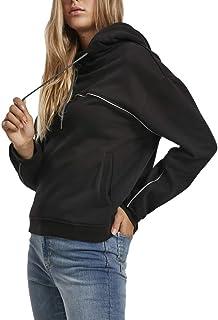 Urban Classics Ladies Reflective Hoody Sweat-Shirt À Capuche Femme
