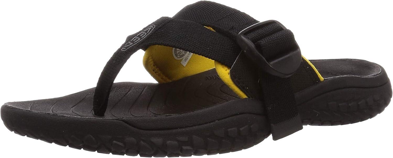 KEEN Unisex-Adult Solr Toe-Post Flip Flop Water Sandal Shoe