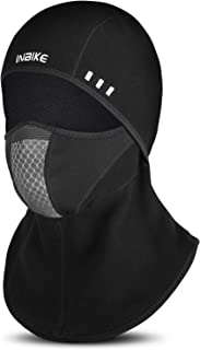 INBIKE Winter Face Mask,Polar Fleece Windproof Outdoor Sports Warm Balaclava Men Women