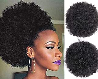 updo buns for african american hair