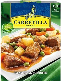 comprar comparacion Carretilla - Ternera A La Jardinera 275 g