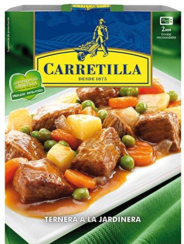 Carretilla - Ternera A La Jardinera 275 g