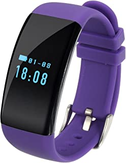 Smart watches replacement brands D21 0.66 inch OLED Screen Display Bluetooth Smart Bracelet, IP66 Waterproof, Support Pedometer / Anti-lost Reminder / Heart Rate Monitor / Sleep Monitor, Compatible wi