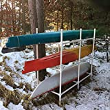 Three Kayak Storage Stand Assembly Kit - (Fall Sale Going on!)