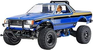 Tamiya America, Inc 1 10 Subaru Brat Off-Road Kit Blue, TAM47413