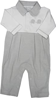 Kissy Kissy Unisex-Baby Infant Trunk Mates Playsuit