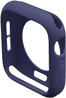 ZAALFC Funda de Tapa de TPU para Apple Watch 5 4 3 Caso 44mm 40mm 42mm / 38mm para iWatch Series 5 4 Funda Protectora Resi...