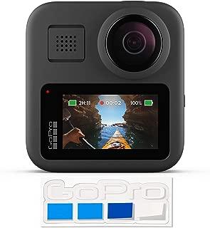 【GoPro公式限定】GoPro MAX CHDHZ-201-FW + 非売品ステッカー 【国内正規品】