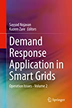 Demand Response Application in Smart Grids: Operation Issues - Volume 2 (English Edition)