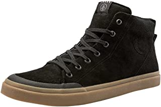 Men's Fi Hi Top Canvas Fashion Shoe Skate