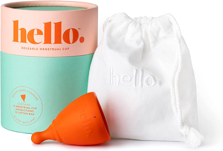 The Max 63% OFF Hello Cup Store Small Medium Reusable BPA Free Menstrual