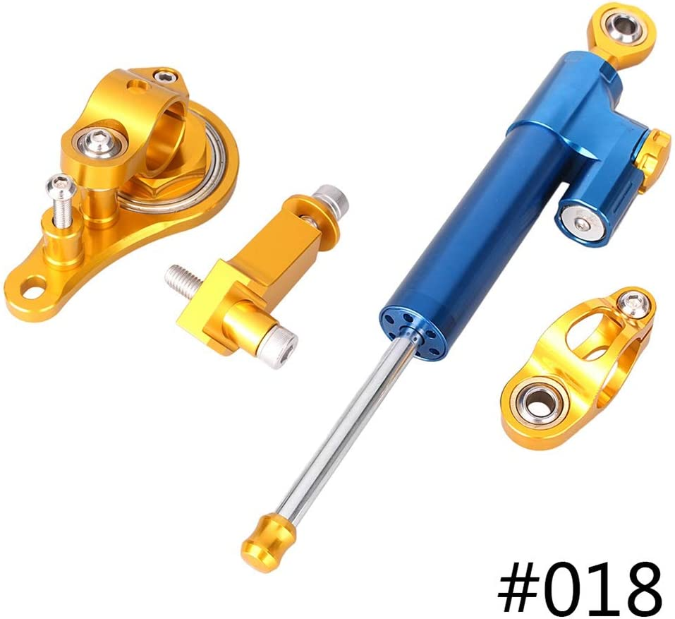 Yuejing Las Vegas Mall Motorcycle Steering Price reduction Damper with Assembly Stabilizer Moun