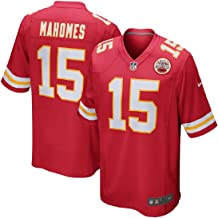 Nike Patrick Mahomes #15 Youth Kansas City Chiefs Game Jersey - Red