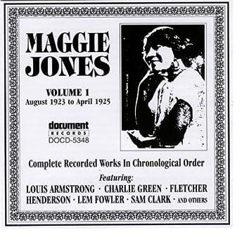 Maggie Jones Vol. 1 (1923-1925)