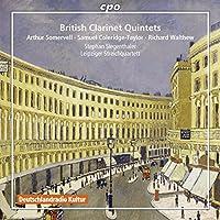 イギリスのクラリネット五重奏曲集